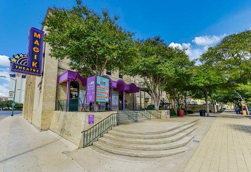 The Magik Theatre Street View. Siggi Ragnar Photography.