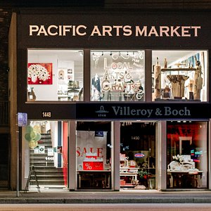 Pacific Arts Market - For lovers of local arts and crafts in Vancouver