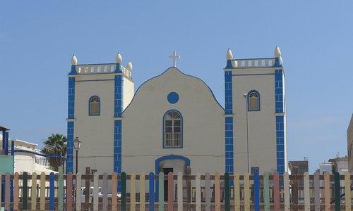 Igreja De Santa Isabel in Sal Rei