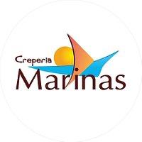 Somos a Creperia Marinas. Satisfação em lhe conhecer.