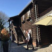 The log cabin blockhaus