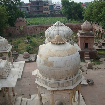 Heritage walk from Shahi Samadhan to Qila Mubarak,Patiala