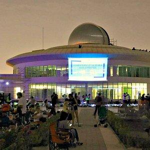 Total Lunar Eclipse 2018 at Al Thuraya Astronomy Center