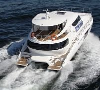 Tigger 2 Boat Charter Functions Cape Town.  55 ft Luxury Motorcat available for year end functions, weddings, sit-down and braai cruises, scenic boat cruises, sunset boat cruises and party boat cruises from the V & A Waterfront for up to 70 passengers with buffet meals or 39 with sit-down meals.. https://www.aaax.co.za/Tigger_2_Boat_Charters_Cape_Town.html