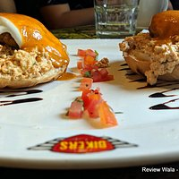 The Bikers Cafe - Restaurant - Dishes - Breakfast - Decor - Drinks - Review Wala - #reviewwala