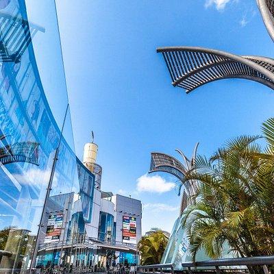 Imagen del exterior del centro