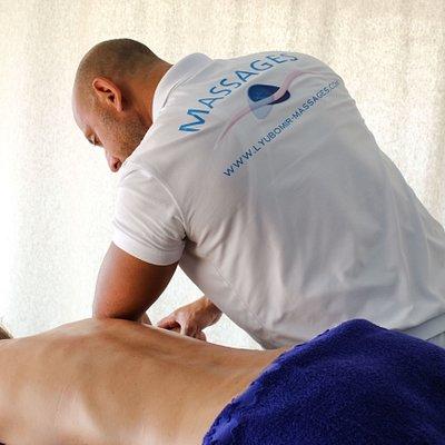 Lyubomir Massages & Personal Training Gran Canaria
