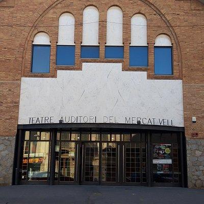Teatre Auditori Del Mercat Vell