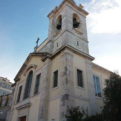 Igreja das Chagas