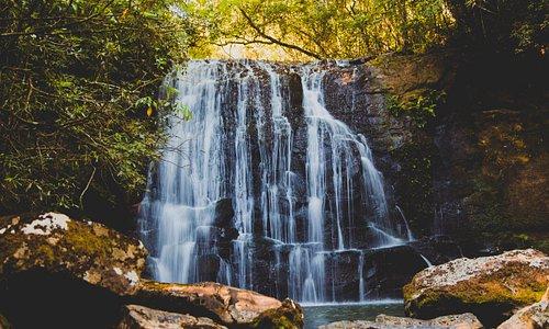 Belíssima Cachoeira. #macucoecoaventuracapanema