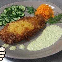 Fish dish at Kamelot :)