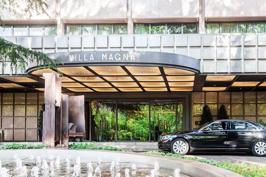 HOTEL VILLA MAGNA (Madrid, España): opiniones, comparación de precios y fotos del hotel - Tripadvisor