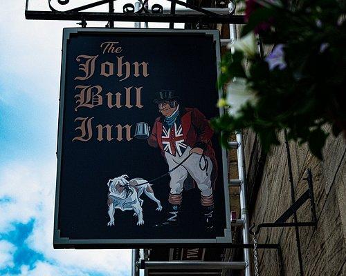 John Bull Inn sign