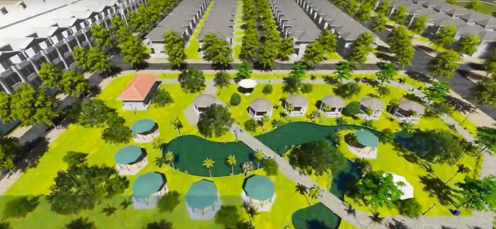 Dự Án Đât Nền TP Vị Thanh -Hậu Giang 5,5tr/m2 0909092872