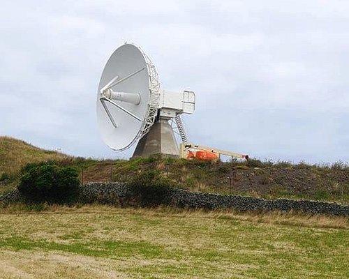 Estação Geodésica e Espacial de Santa Maria - RAEGE