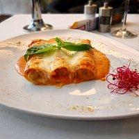 Hausgemachte Cannelloni