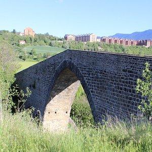 Pont de San Miguel de Jaca