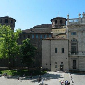Palazzo Madama e Casaforte degli Acaja