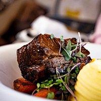 Slow Braised Beef Rib