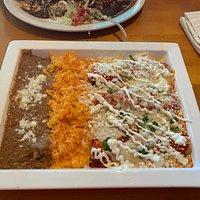 enchiladas rioja