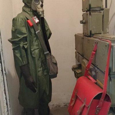 """Cracovia: inquietante ricostruzione di rifugio antiatomico a Nowa Huta, il quartiere ex """"sovietico"""""""