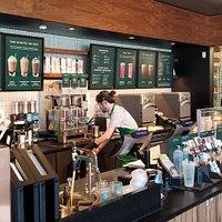 Starbucks Wadswortth Lakeland CO. Great staff