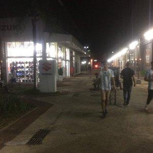 Paseo por el shopping