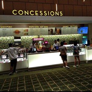Movie at Nagoya Hill shopping