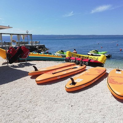 Argola Rent Podstrana - water sports center Rent a SUP (Stand Up Paddle), Rent a Jet Ski, Banana & Crazy UFO,  Jet Ski Safari Tours