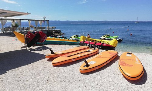 Argola Rent Podstrana - water sports center Rent a SUP (Stand Up Paddle), Rent a Jet Ski, Banana & Crazy UFO,  Jet Ski Safari Tours