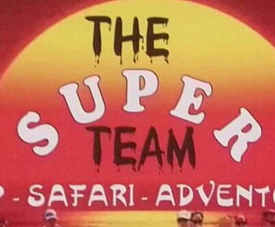 Join the SuperTeam 4 an unforgettable safari experience !