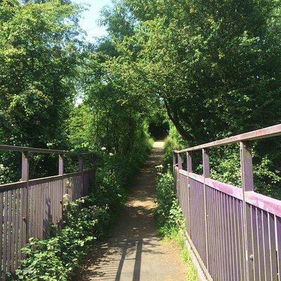Edbury Way Watford bridge