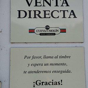 Quesería Cueva Del Molin