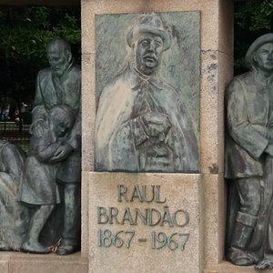 Monumento a Raul Brandão