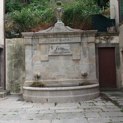 Fonte de Villa Parda
