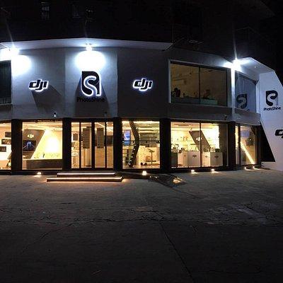 DJI Store in Cyprus