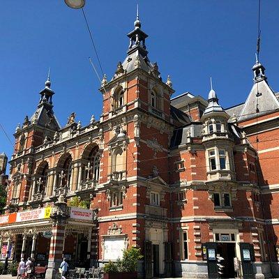 Stadsschouwburg in Amsterdam