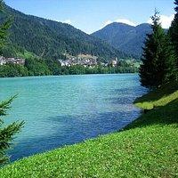 Auronzo e il suo lago