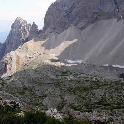 Lago Nero e Rifugio Carducci