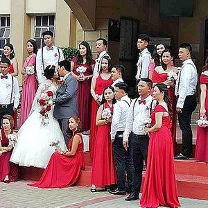 foto ricordo del matrimonio