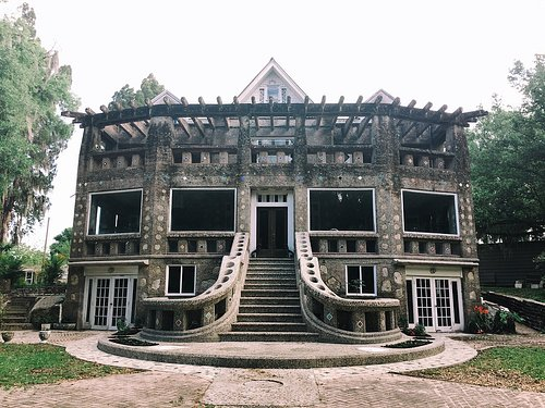 The Wonder House today