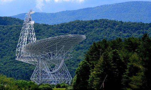 The Green Bay Radio Telescope