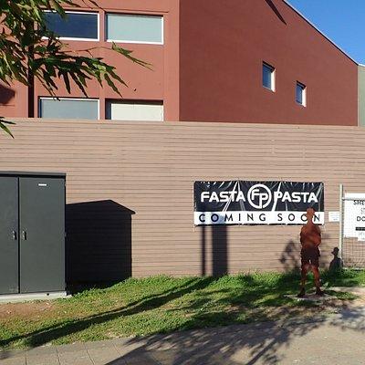 Fasta Pasta coming soon