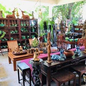 Paul's Antiques, Bangkok, Thailand