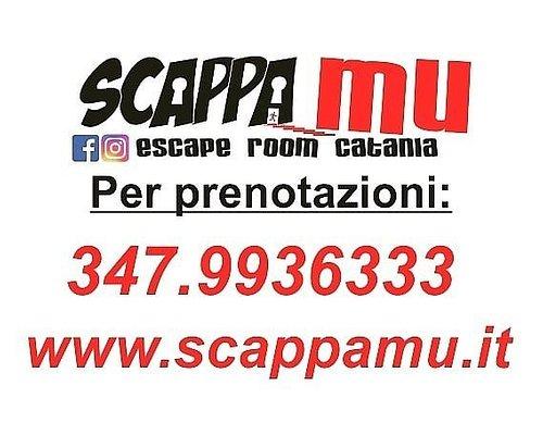 Scappamu escape room