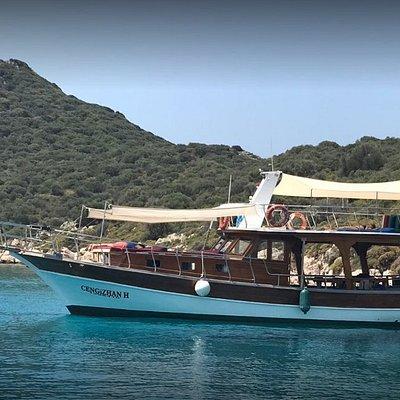 Cengizhan Boat TRİP