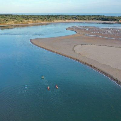 L'Estuaire du Payré, classé premier site remarquable de Vendée