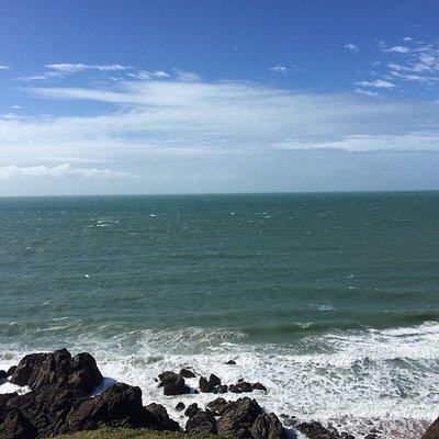Lamberts Beach Lookout