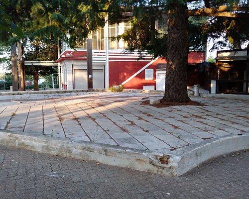 Area ingresso