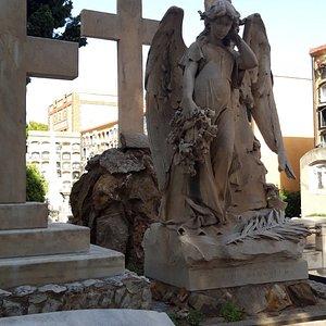 Cementerio de Les Corts